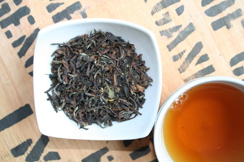 Nr. 612 Top superior fancy finest Formosa Oolong - halbfermentierter Tee