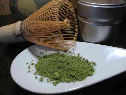 Nr. 528 Japan top superior finest Matcha Pulver – (Turbotee!) k.b.A.