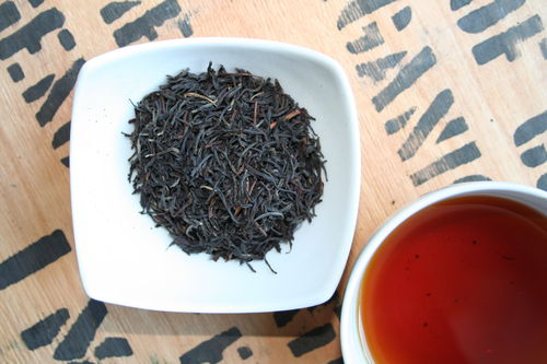 Nr. 333a Earl Grey Black Tea