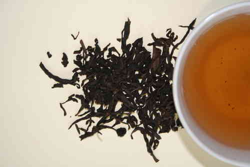Nr. 65 China Black Oolong Tea k.b.A.