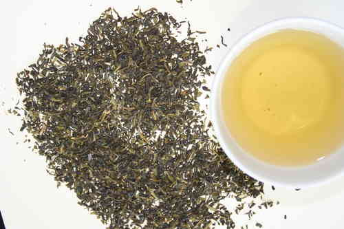 Nr. 758 - Darjeeling green Tea Soureni k.b.A.