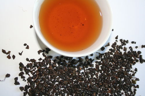 Nr. 620 Dark pearly Oolong