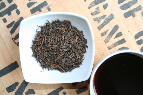 Nr. 212 BIO - China finest King's PuErh Tea