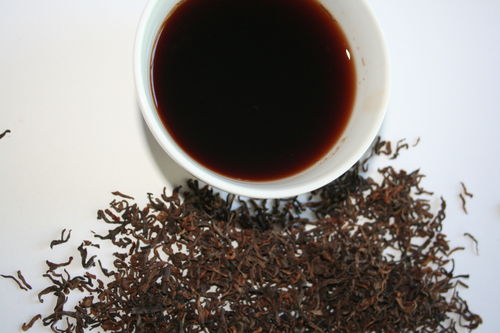 Nr. 212 China fst. King's PuErh k.b.A.