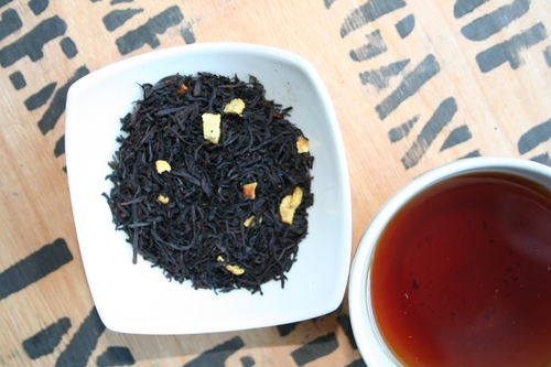 Nr. 334a BIO - sweet Orange Black Tea
